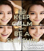 KEEP CALM AND BE A SHIKSHIN - Personalised Poster A4 size