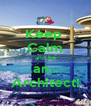 Keep  Calm and be an... Architect! - Personalised Poster A4 size