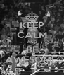 KEEP CALM AND BE AWESOME. - Personalised Poster A4 size