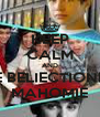 KEEP CALM AND BE BELIECTIONER MAHOMIE - Personalised Poster A4 size