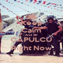 Keep Calm And BE ÇAPULCU Right Now - Personalised Poster A4 size