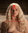 KEEP CALM AND be Catherine Stormborn Mother of Dragons - Personalised Poster A4 size