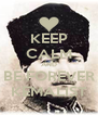 KEEP CALM AND BE FOREVER KEMALIST - Personalised Poster A4 size
