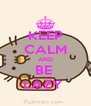 KEEP CALM AND BE  LAZY  - Personalised Poster A4 size