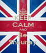 KEEP CALM AND Be Shaunay - Personalised Poster A4 size