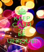 KEEP CALM AND BE UNIQUE! - Personalised Poster A4 size