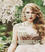 KEEP CALM AND BE wonderstruck. - Personalised Poster A4 size