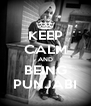 KEEP CALM AND BEING PUNJABI - Personalised Poster A4 size