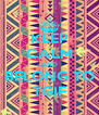 KEEP CALM AND BELONG TO TGIF - Personalised Poster A4 size