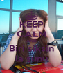 KEEP CALM AND Biri siksin la şunu - Personalised Poster A4 size