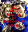 KEEP CALM AND Biscoito & Miojo - Personalised Poster A4 size