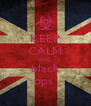 KEEP CALM AND black ops  - Personalised Poster A4 size