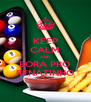 KEEP CALM AND BORA PRO RENATINHO - Personalised Poster A4 size