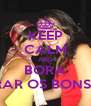 KEEP CALM AND BORA RELEMBRAR OS BONS TEMPOS - Personalised Poster A4 size