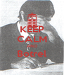 KEEP CALM AND Botrel  - Personalised Poster A4 size