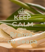 KEEP CALM AND Branza  cu ceapa - Personalised Poster A4 size