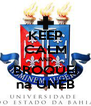 KEEP CALM AND BROQUEI na UNEB - Personalised Poster A4 size