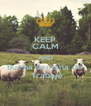 KEEP CALM AND Buena semana de  Trabajo - Personalised Poster A4 size