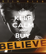 KEEP CALM AND BUY  - Personalised Poster A4 size