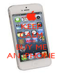 KEEP CALM AND BUY ME AN iPHONE - Personalised Poster A4 size