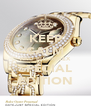 KEEP CALM AND BUY ROLEX SPECIAL EDITION - Personalised Poster A4 size