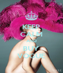 KEEP CALM AND BUY VOGUE - Personalised Poster A4 size