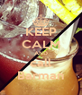 KEEP CALM AND call Barman - Personalised Poster A4 size