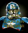 KEEP CALM AND CALL CAPTAIN TROOPER - Personalised Poster A4 size