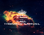 KEEP CALM AND CALL  THIBURCE SAMUEL - Personalised Poster A4 size