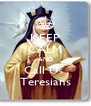 KEEP CALM AND Call Us  Teresians - Personalised Poster A4 size
