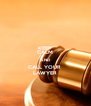 KEEP CALM AND CALL YOUR  LAWYER - Personalised Poster A4 size