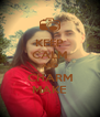 KEEP CALM AND CHARM MAKE - Personalised Poster A4 size