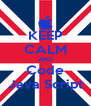 KEEP CALM AND Code Java Script - Personalised Poster A4 size