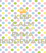 KEEP CALM AND COLLECT EMMA BRIDGEWATER - Personalised Poster A4 size