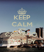 KEEP CALM AND COME TO  SYDNEY - Personalised Poster A4 size