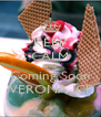 KEEP CALM AND Coming Soon VERONA ICF - Personalised Poster A4 size
