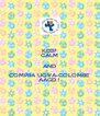 KEEP CALM AND COMPRA UOVA-COLOMBE AAGD ! - Personalised Poster A4 size