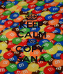 KEEP CALM AND COPY  SANA - Personalised Poster A4 size