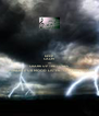 KEEP CALM AND  CRANK UP THE TUNES TO CHANGE UR MOOD LISTEN TO TAKNbySTORM - Personalised Poster A4 size