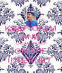 KEEP CALM AND CREATE RULES ON THE INTERNET  - Personalised Poster A4 size
