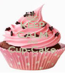 KEEP CALM AND Cup-Cake  - Personalised Poster A4 size
