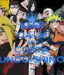 KEEP CALM AND CURTA MUNDO SHINOBI - Personalised Poster A4 size
