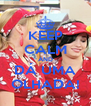 KEEP CALM AND DÁ UMA OLHADA! - Personalised Poster A4 size