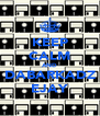 KEEP CALM AND DABARKADZ EJAY - Personalised Poster A4 size