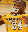 KEEP CALM AND DATE A LAKER LOVER - Personalised Poster A4 size