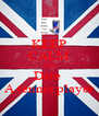 KEEP CALM AND Date  A tennis player - Personalised Poster A4 size