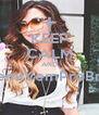 KEEP CALM AND #DemiVemProBrasil  - Personalised Poster A4 size