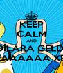 KEEP CALM AND DİLARA GELDİ ZAAAAAA XD - Personalised Poster A4 size