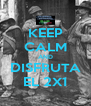 KEEP CALM AND DISFRUTA EL 2X1 - Personalised Poster A4 size