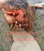 Keep Calm And Diventa fan Di starbucks - Personalised Poster A4 size